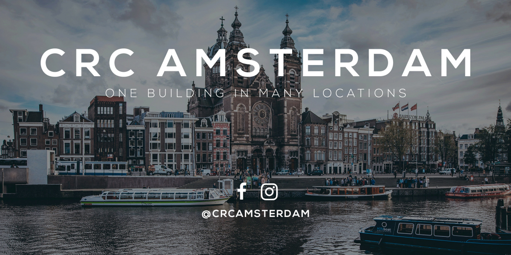 CRC Amsterdam Sunday Services